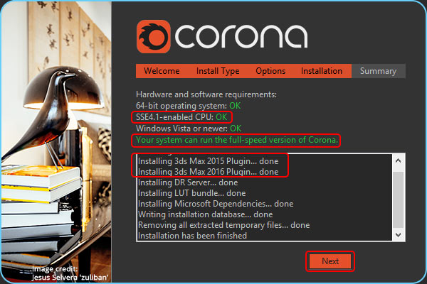 Corona renderer 1. 0 sneak peek evermotion. Org.
